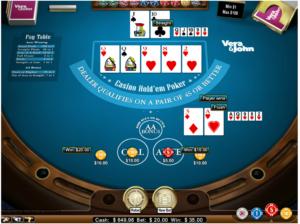 ポーカー フラッシュ