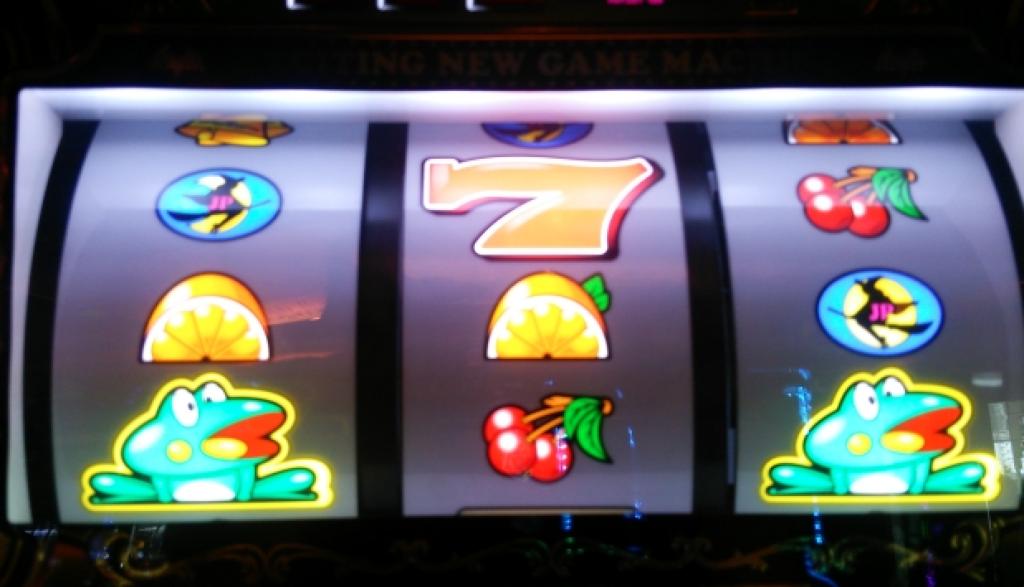 カジノのスロットゲーム