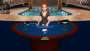 ユグドラシル社のSonya Blackjack