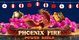 ベラジョンカジノのPhoenix Fire Power Reels